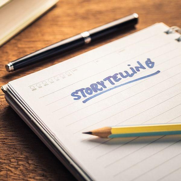 Corso Storytelling: Narrazioni, Immagini e Video