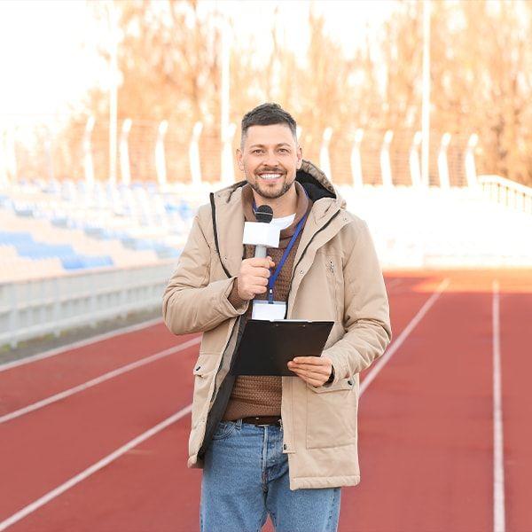 Master Giornalismo Sportivo