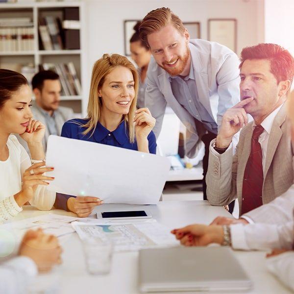 Executive Master Leadership, Empowerment & Change Management